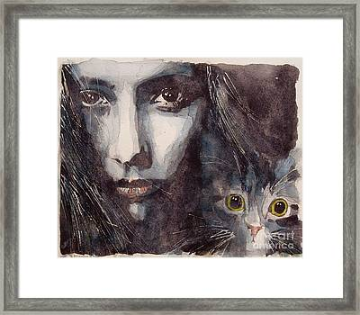 Nothing Compares To You  Framed Print by Paul Lovering