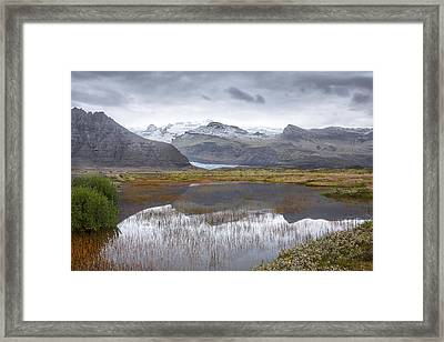 Nothing Matters Framed Print by Jon Glaser