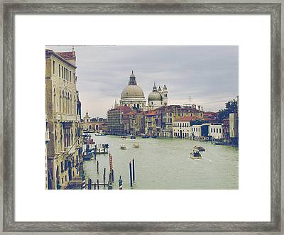 Nothing More Grand Framed Print