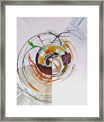 Nothing Special 1 Framed Print by Yury Malkov