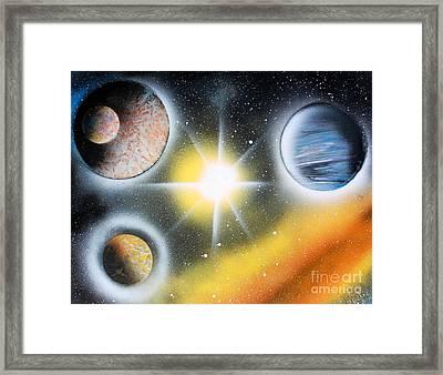 Nova 4671 Framed Print by Greg Moores