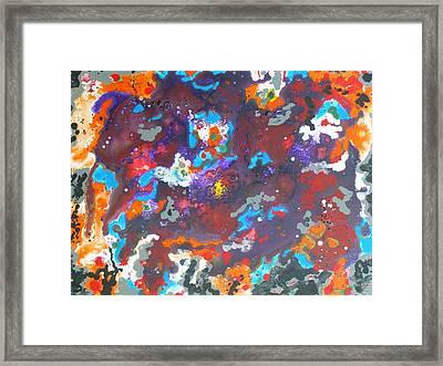 Nova Framed Print by D Freeman