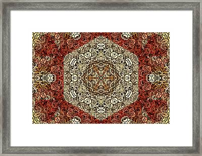 Nova Terra S01-02a Framed Print by Variance Collections
