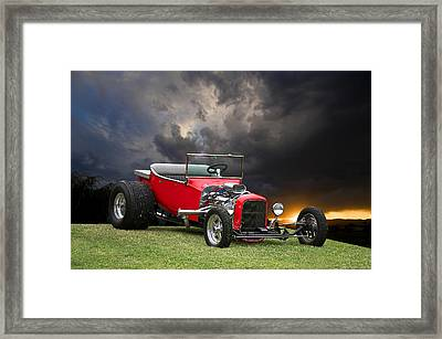 Novel T Framed Print