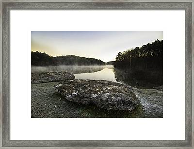 November Dawn Framed Print