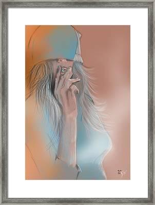 November Framed Print by Jason Longstreet