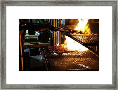 Now There's Some Ribs Framed Print