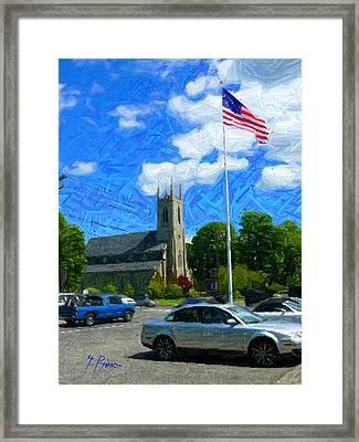 Nt - 11 Framed Print by Glen River