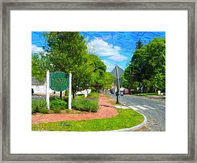 Nt - 40 Framed Print by Glen River