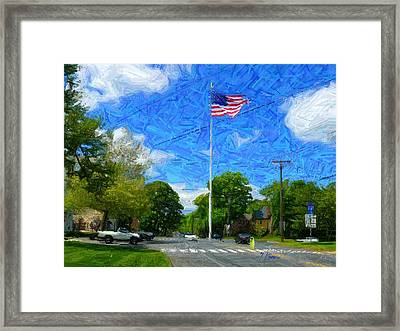 Nt - 5 Framed Print by Glen River