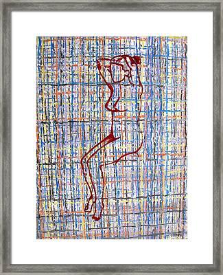Nude 15 Framed Print by Patrick J Murphy
