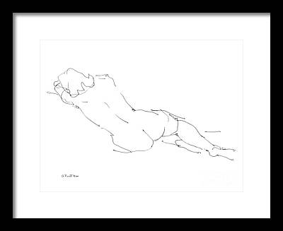 Sensuality Framed Prints