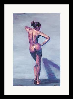 Gallery Sati Framed Prints