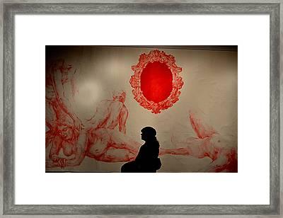 Nude01 Framed Print