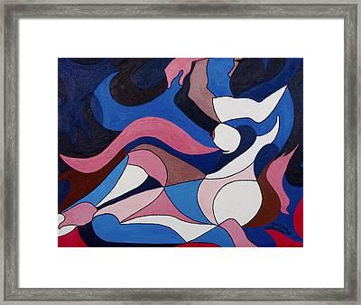 Nude1 Framed Print