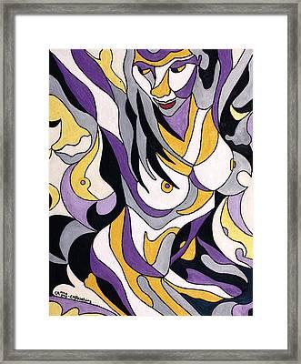 Nude6 Framed Print