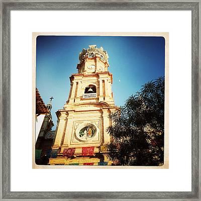 Nuestra Senora De Guadalupe Framed Print