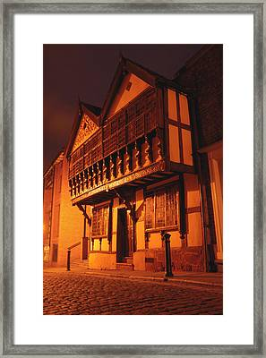 Number 1 Whitefriars Framed Print by Jeff Dalton