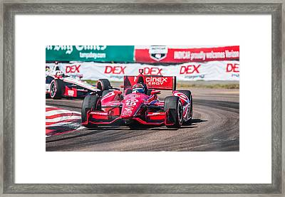 Number 10 Framed Print by Jeff Donald