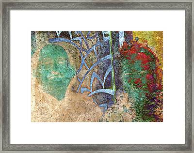 Number 9 Framed Print by Candee Lucas