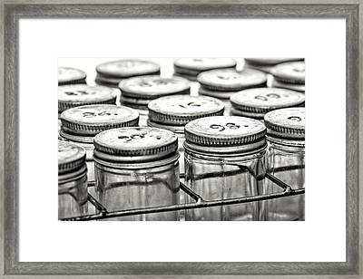 Number Ninety-eight Framed Print