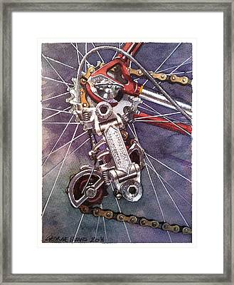 Nuovo Framed Print by George Evans