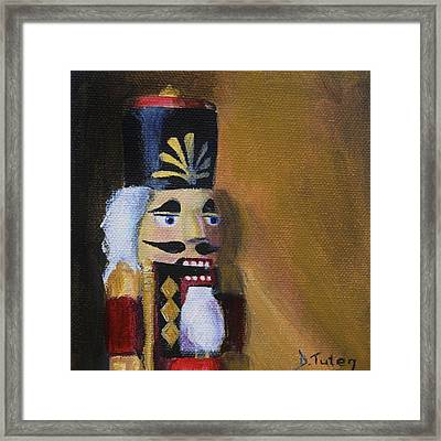 Nutcracker II Framed Print