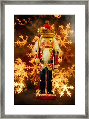 Nutcracker Framed Print by Mary Timman