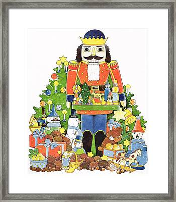 Nutcracker  Framed Print