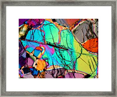 Nwa 969 Ll7 160x Framed Print by Tom Phillips