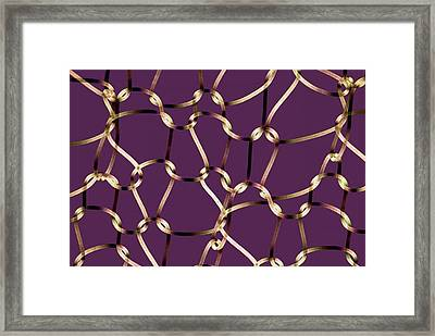Nylon Stockings Framed Print by Steve Lowry