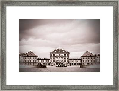Nymphenburg Palace Framed Print by Mr Doomits