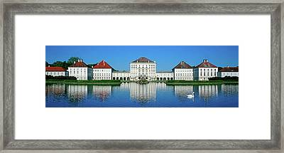 Nymphenburg Palace Schloss Nymphenburg Framed Print by Panoramic Images