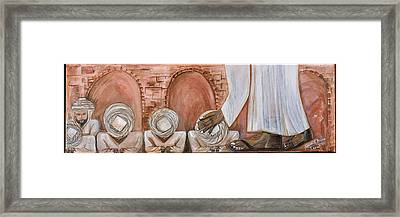 O Egypt Framed Print by Cassie Sears