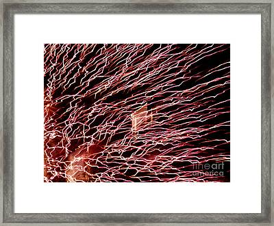 Framed Print featuring the photograph Oach by Angelia Hodges Clay