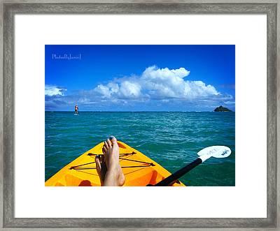 Oahu Framed Print