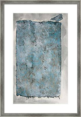 Oasis Framed Print by Asha Carolyn Young
