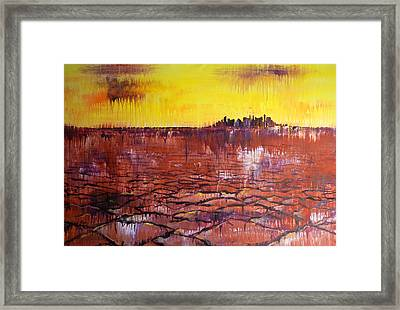 Oasis Framed Print by Chad Rice