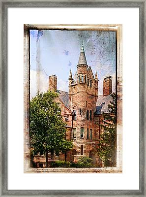 Oberlin College Framed Print by Mary Timman