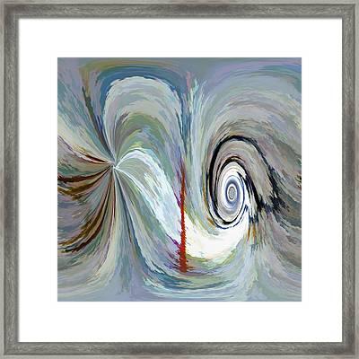 Oblivious Framed Print by Tom Druin