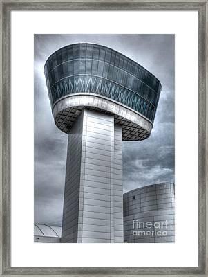 Observation Tower Framed Print