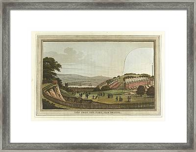 Observations On The Theory And Practice Of Landscape Gardening  Framed Print by Celestial Images
