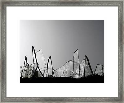 Obstacles  Framed Print by Prakash Ghai