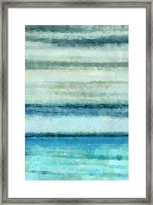 Ocean 4 Framed Print