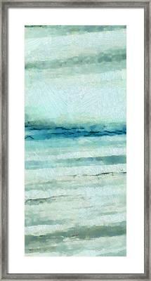Ocean 7 Framed Print