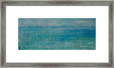 Ocean Breeze Framed Print by Jocelyn Friis