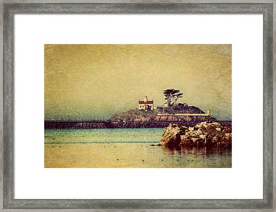 Ocean Dreams Framed Print by Melanie Lankford Photography