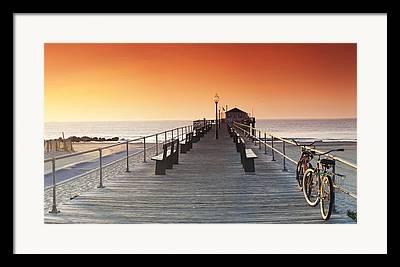 Ocean Grove Framed Prints