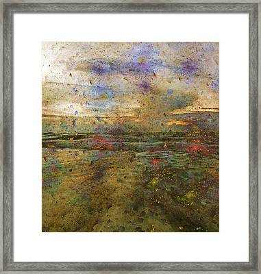 Ocean Morning I  Framed Print