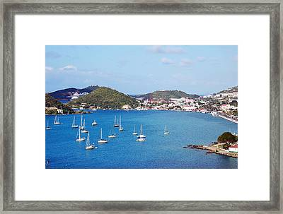 Ocean View Framed Print by Aimee L Maher Photography and Art Visit ALMGallerydotcom